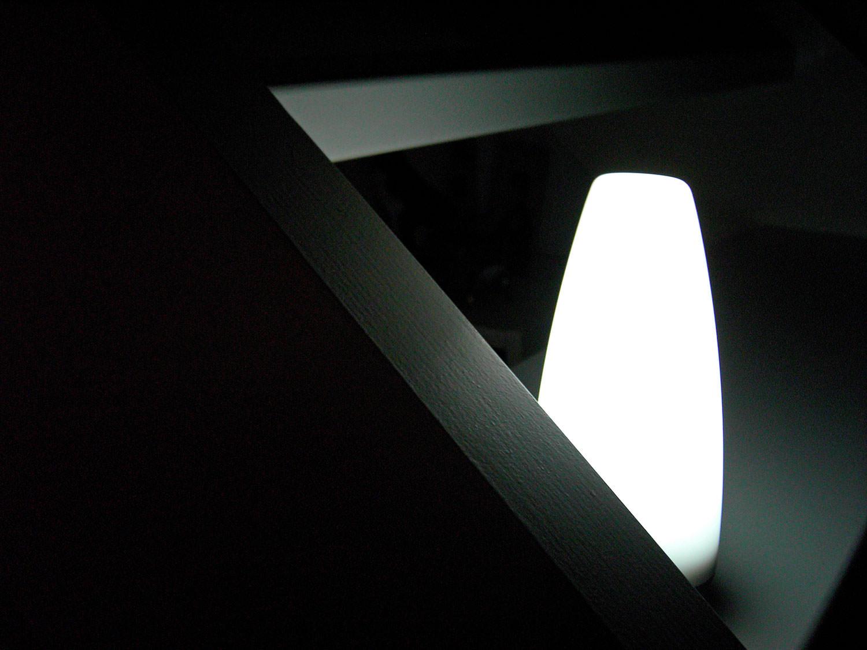 The long night  2007   13 x 17 cm